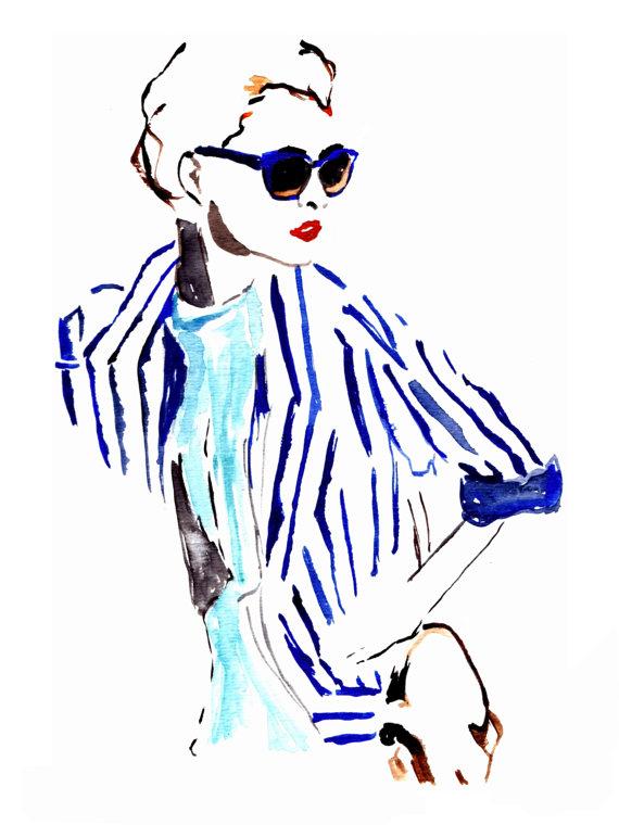 Khóa học vẽ tay thời trang