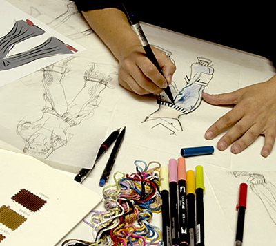 những kỹ năng cần biết khi học và làm thiết kế thời trang