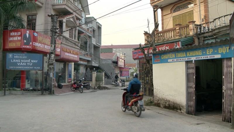 Làng nghề may comple Từ Thuận phát triển truyền thống nghề