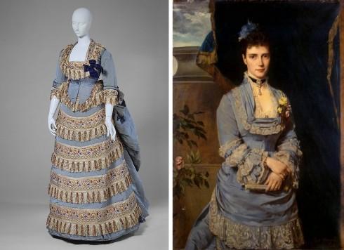 Nhà thiết kế thời trang đầu tiên trong lịch sử nhân loại