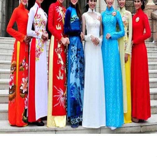 Áo dài Việt Nam xưa và nay