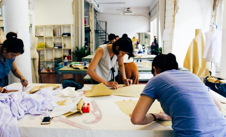 Tìm nền tảng cho ngành thời trang Việt Nam