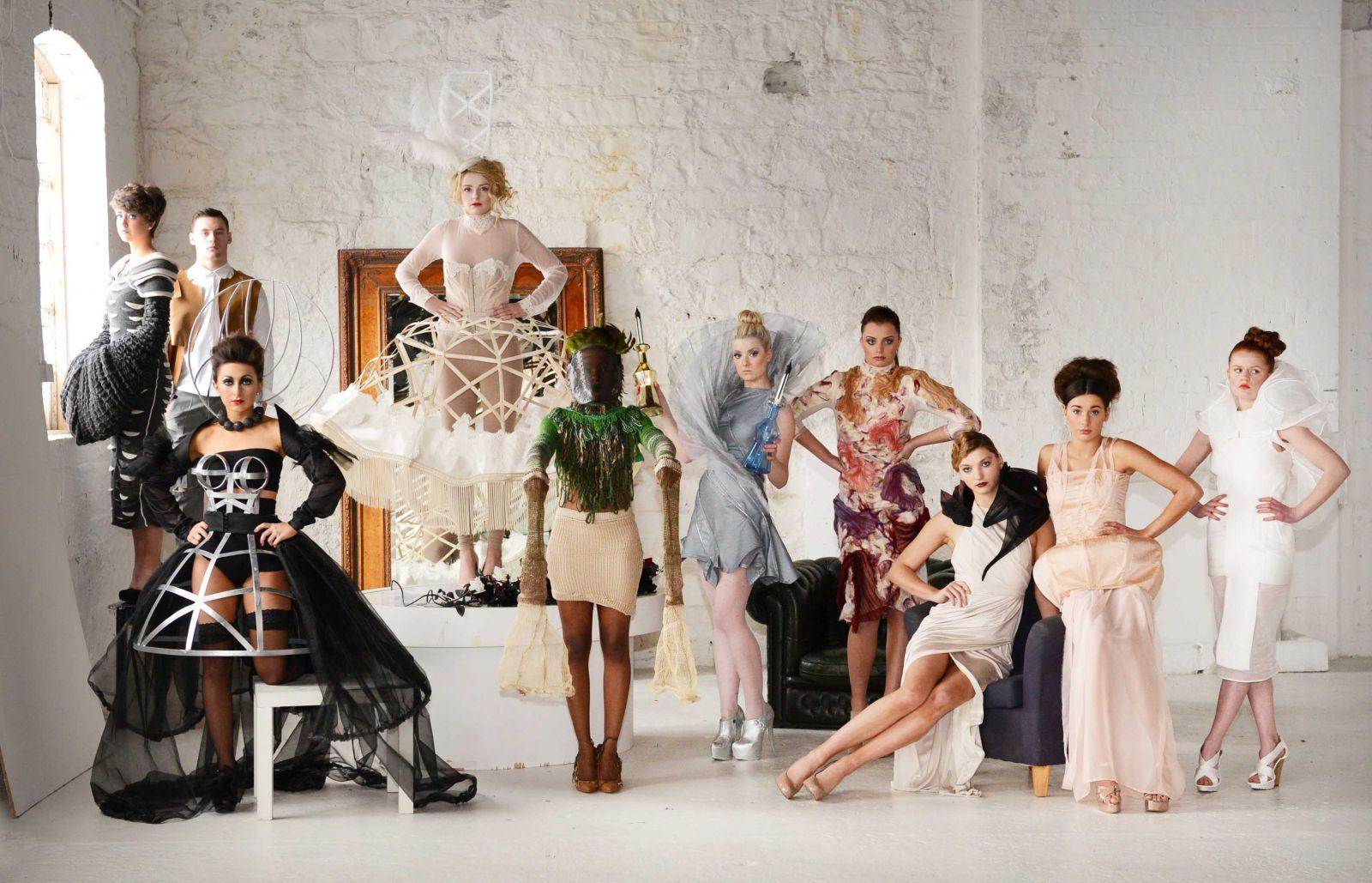 Giàu lên khi theo đuổi ngành thiết kế thời trang