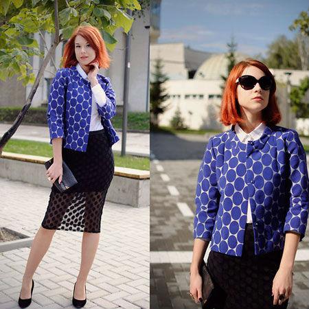 Trang phục màu sắc giúp bạn gái thu hút sự chú ý của phái mạnh