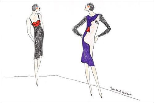 Những bản thiết kế thời trang kinh điển trên thế giới