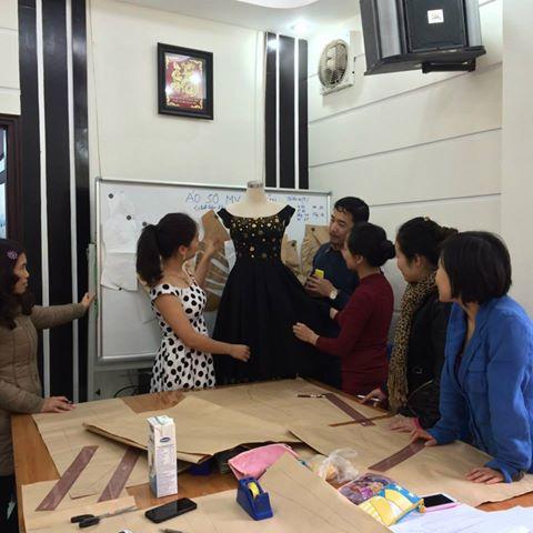 Địa chỉ học cắt may ở uy tín tại Hà Nội