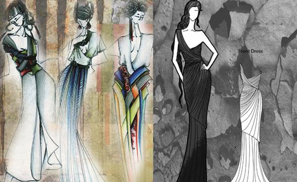 Bí kíp giúp các bạn trẻ thành nhà thiết kế thời trang