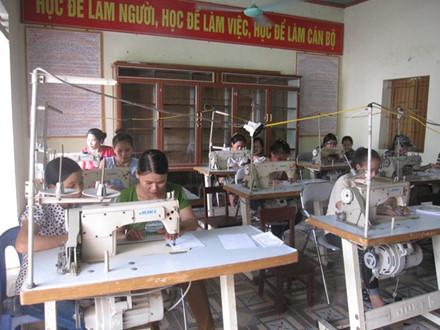 Hà Tĩnh: Dạy nghề, tư vấn XKLĐ cho ngư dân sau sự cố Formosa