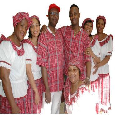 Trang phục truyền thống của người Jamaica