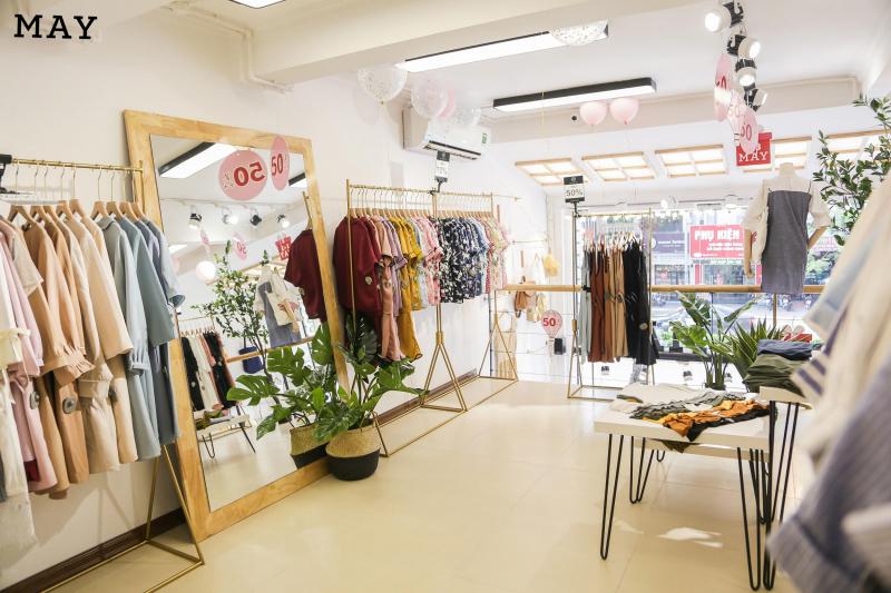 kinh nghiệm mở cửa hàng quần áo thời trang