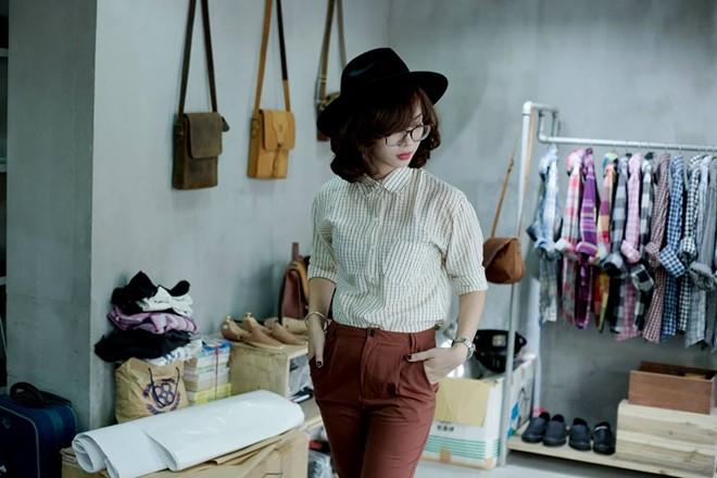 Nữ cử nhân chuyên ngành Luật đam mê kinh doanh thời trang