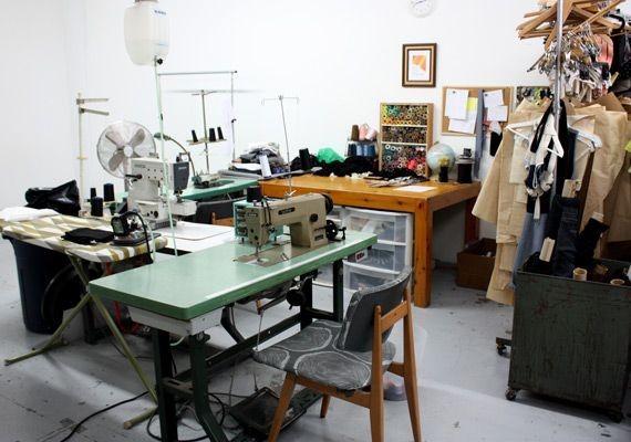 kinh nghiệm mở cửa hàng may đo thời trang