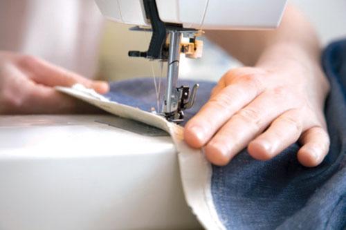 Học cắt may không lo thất nghiệp
