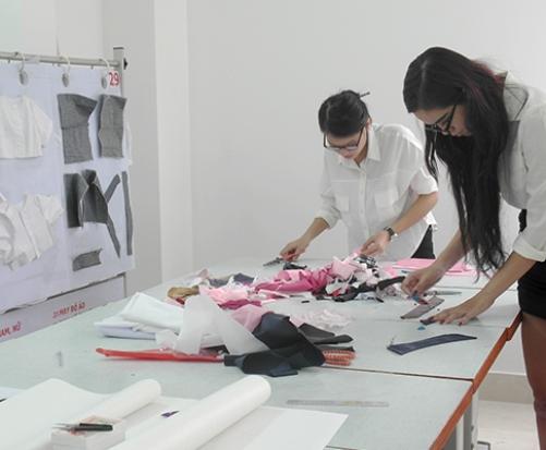 Dạy cắt may và thiết kế thời trang chuyên nghiệp