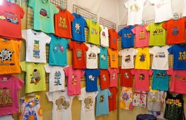 Kinh nghiệm mở cửa xưởng may quần áo trẻ em