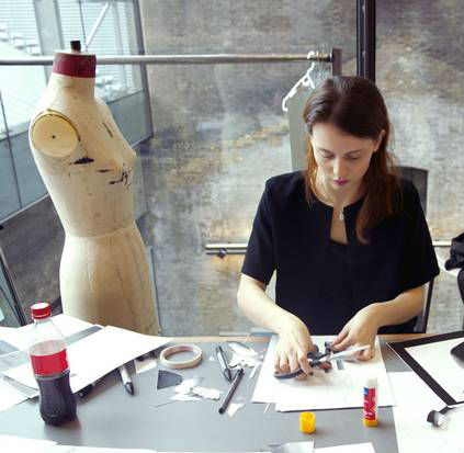 Cơ hội nghề thiết kế thời trang