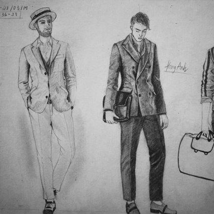 Nội dung khóa học thiết kế thời trang